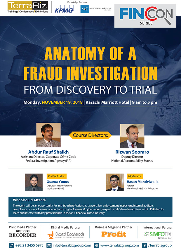 Anatomy of A Fraud Investigation – Terrabiz Group